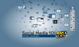 Social Media 101  |  CJCY-FM