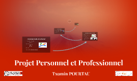 Copy of Projet professionnel