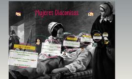 Mujeres Diaconisas