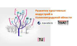 Copy of Развитие креативных индустрий в Калининградской области