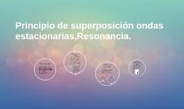 Copy of Principio de superposición ondas estacionarias,Resonancia.