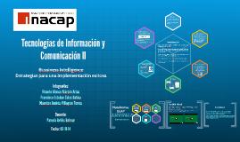Tecnologias de Informacion y Comunicación II