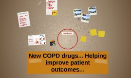 New COPD drugs... Helping improve patient outcomes...