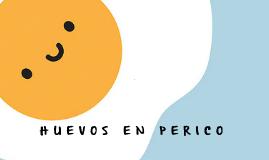 HUEVOS EN PERICO