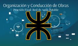 Proyecto final Organizacion y conduccion de obras