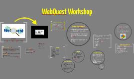 Copy of Webquests