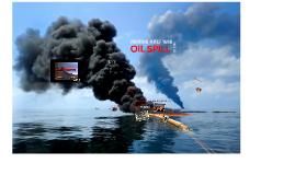Persian War Oil Spill
