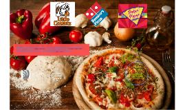 Preferencia de pizzerias  en los alumnos del tecnologico  de