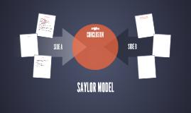 Copy of SAYLOR MODEL