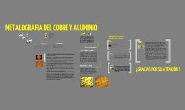 Copy of Metalografia del aluminio y el cobre