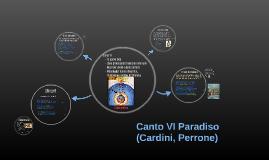 Canto VI paradiso