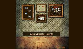Leon Batista Alberti