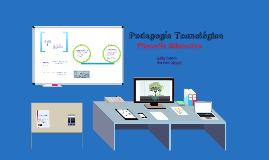 Pedagogía Tecnológica