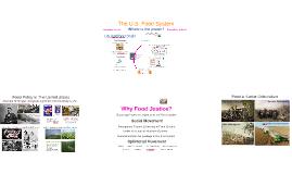 Human Geog - Food Justice