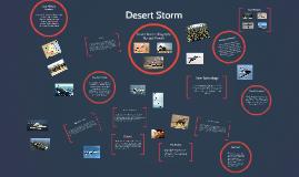 Copy of Desert Storm