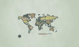 Colonisation of USA