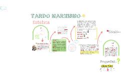 Copy of Copy of TARDOMARXISMO