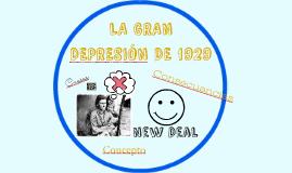 Depresión del 1929