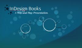 InDesign Books