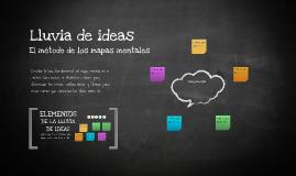 Plantilla Mapas Mentales by Ramon Arroyo