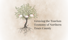 Growing the Tourism Economy of Northern Essex County