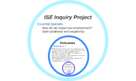ISE Inquiry Project