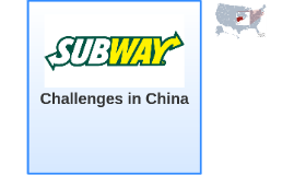 Challenges in China