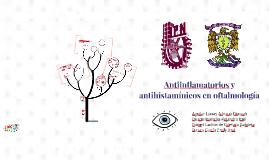 Copy of Antiinflamatorios usados en oftalmologia