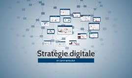 3° groupe Stratégie digitale