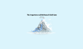 Copy of The Importance of Self-Care