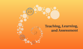 Teaching, Learning, and Assessment