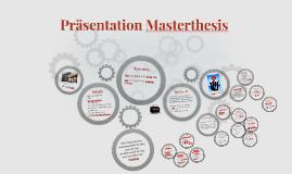 Copy of Präsentation Masterthesis