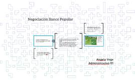 Negociación Banco Popular