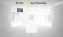 The New Golden Age of Uncertainty