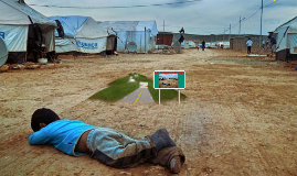 Les enfants réfugiés