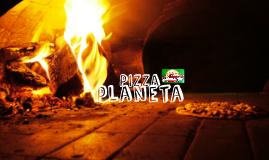 PIZZA PLANETA