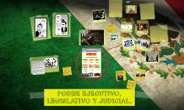 Copy of Copy of PODER EJECUTIVO, LEGISLATIVO Y JUDICIAL.