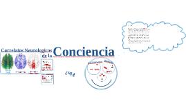 Conciencia, Pensamiento y Percepción