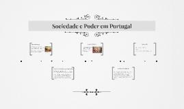 Sociedade e Poder em Portugal