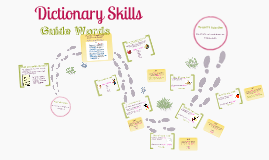 Copy of Copy of Dictionary Skills - Guide Words
