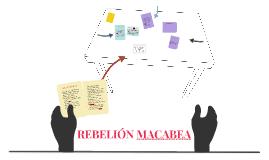 REBELIÓN MACABEA