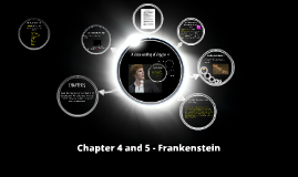 Chapters 4 and 5 Frankenstein