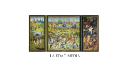 Copy of LA EDAD MEDIA