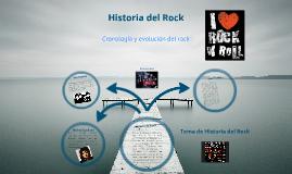 Historia de Rock y Roll