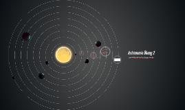 Astronomie Übung 2