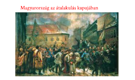 Az 1848-1849-es forradalom