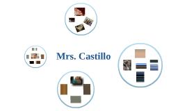 Meet Mrs. Castillo