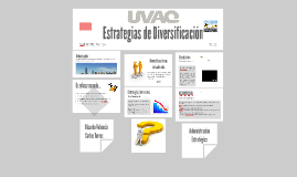 Copy of Estrategias de Diversificación y Defensivas