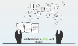 Copy of Confessions of a Green Card Bearer