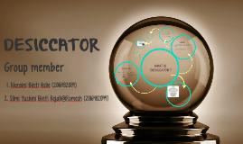 Desiccator